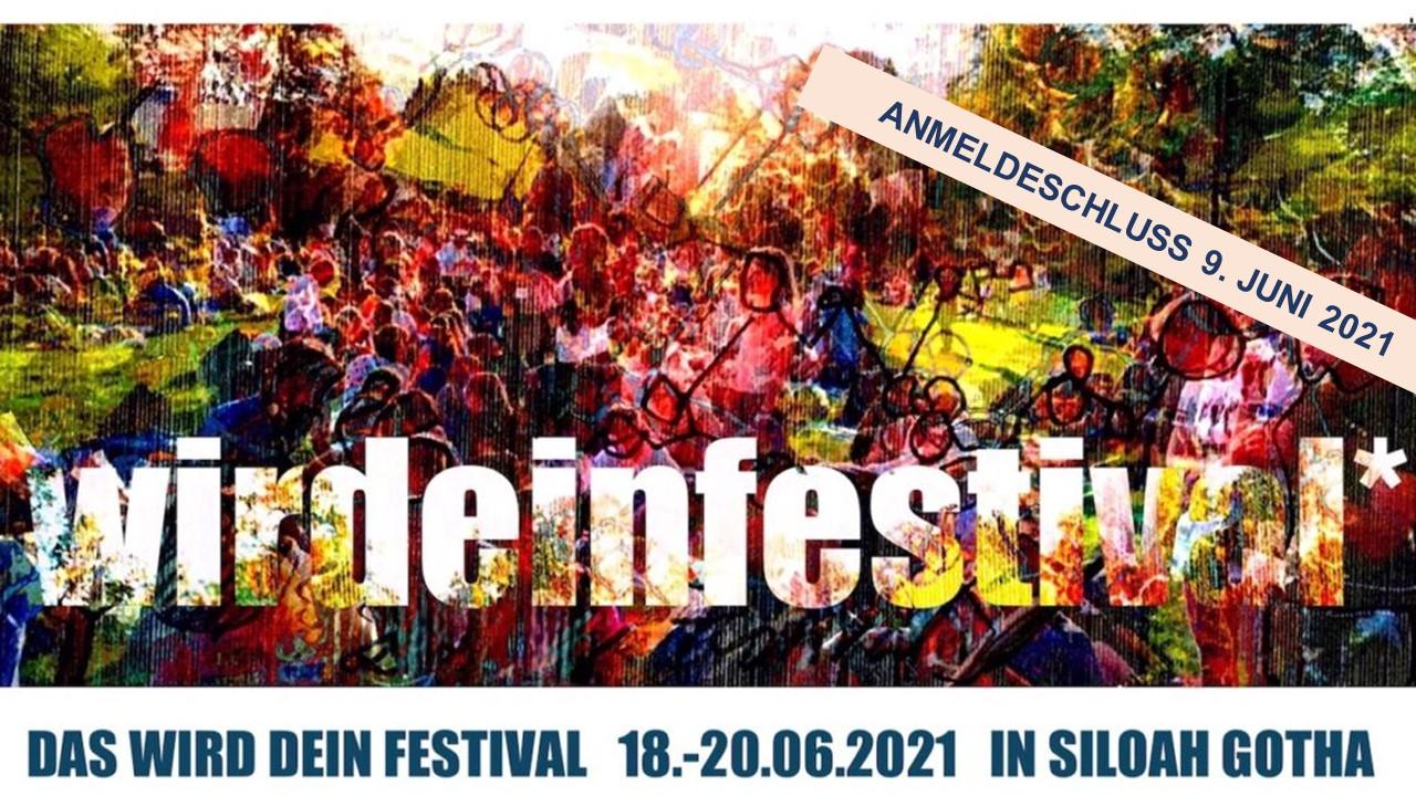 festival 18.-20.Juni Siloah Gotha